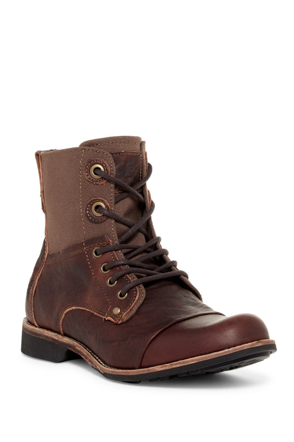 GRIFF TALL BOOT BROWN