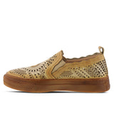 Hanna Slip-On - Tan - LAST PAIR