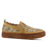 HANNA SLIP-ON TAN