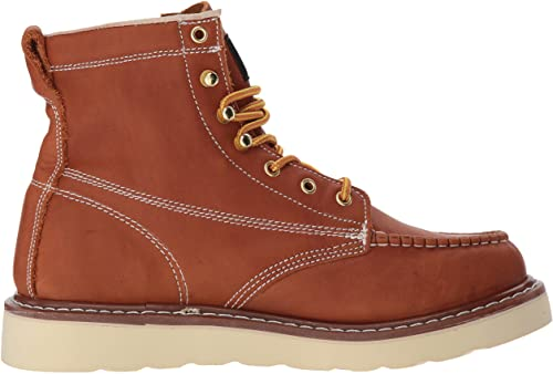 MOC TOE WORK BOOT