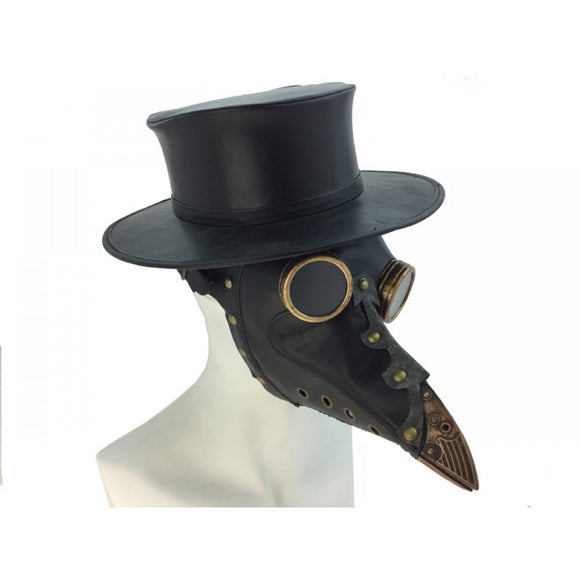 Dr. Doom Plague Doctor Mask