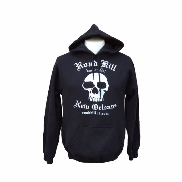 Road Kill Hoodie Pullover