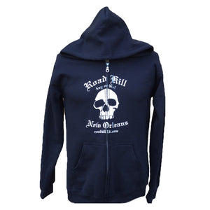 Road Kill Hoodie Zip-Up