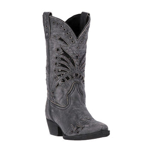STEVIE LEATHER BOOT