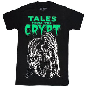 Tales from the Crypt Zombie Hands T-Shirt