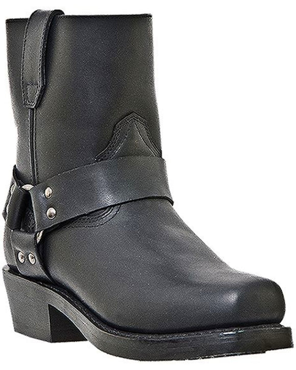 ZIPPER HARNESS REV UP BOOTS
