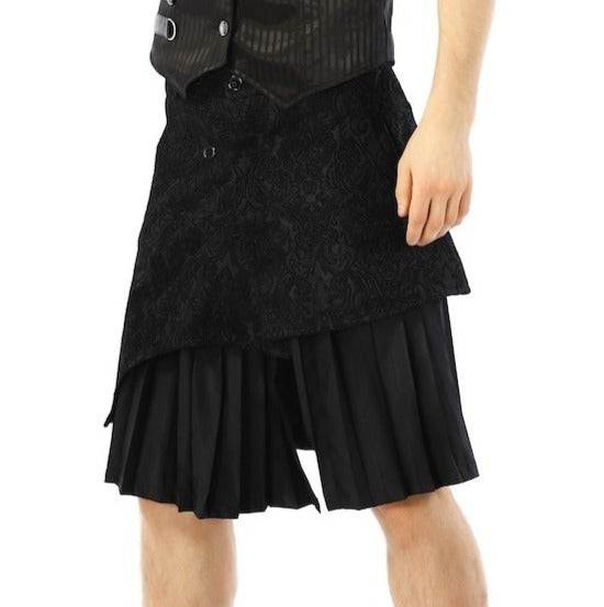 Brocade Dress Kilt