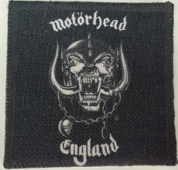 Motörhead Linen Patch