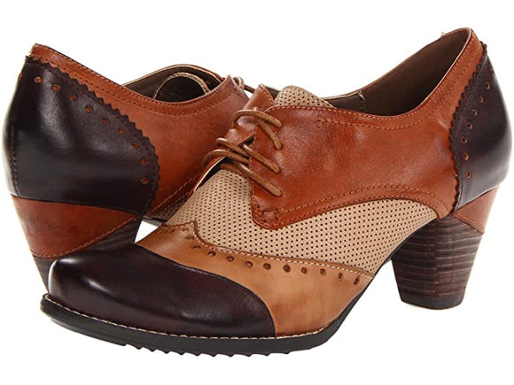 BARDOT PUMP BROWN
