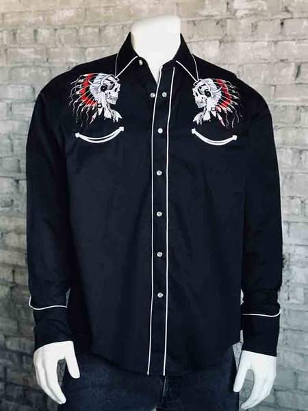 CHIEF SKULL BLACK
