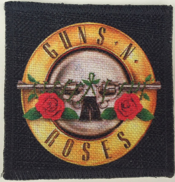 Guns N' Roses Linen Patch