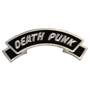 Death Punk Arch Patch