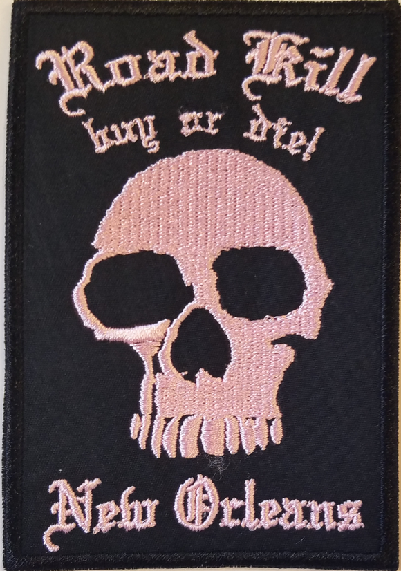 Pink RK Patch- Limited Edition