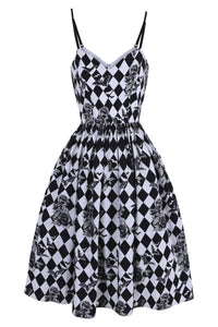 Hauntley 50's Dress - LAST ONE!