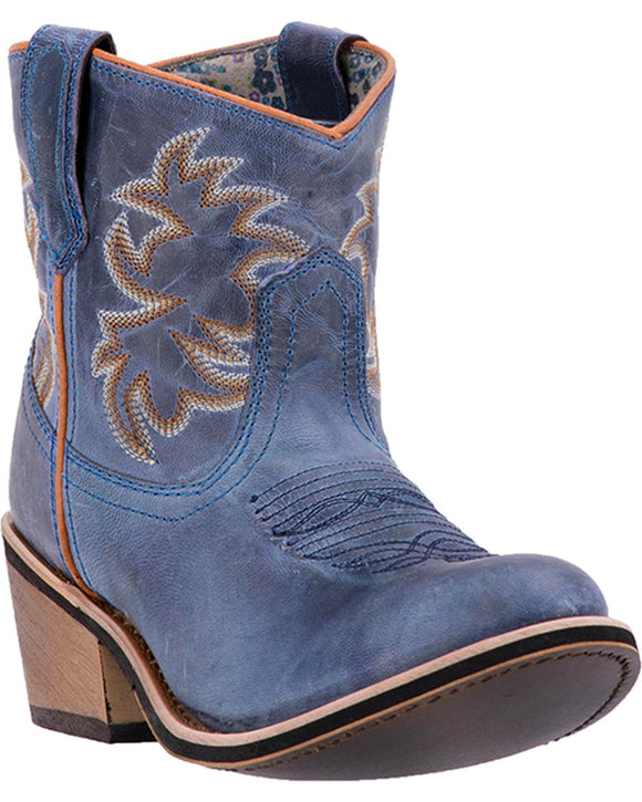 SAPPHRYE SHORTIE WESTERN BOOTS