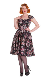 Sasha Sugar Skull Dress