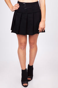 Jawbreaker Strapped In Mini Skirt