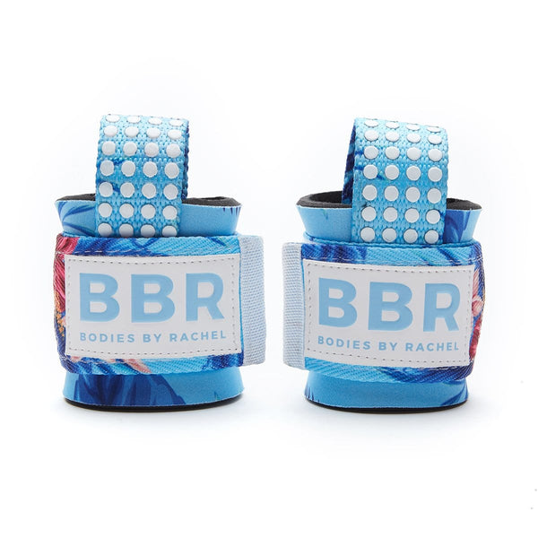 BBR Tropical Lifting Straps - 1 Pair