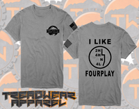 "MSJ ""Four Play"" Tee"