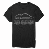 NRRA Authentic American Flag T-Shirt