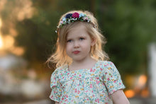 Load image into Gallery viewer, Flower crown - Anabelle