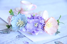Load image into Gallery viewer, Floral headband - Julia