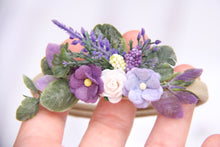 Load image into Gallery viewer, Dolly headband - Violet