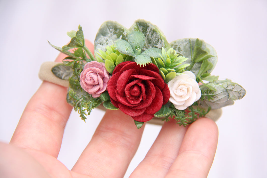 Dolly headband - Valentine
