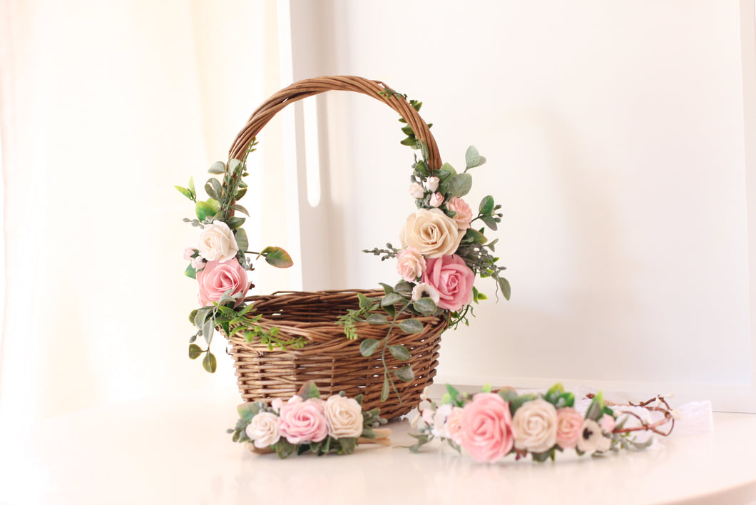 Flower Basket - Penny