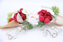 Load image into Gallery viewer, Christmas Headband - Red