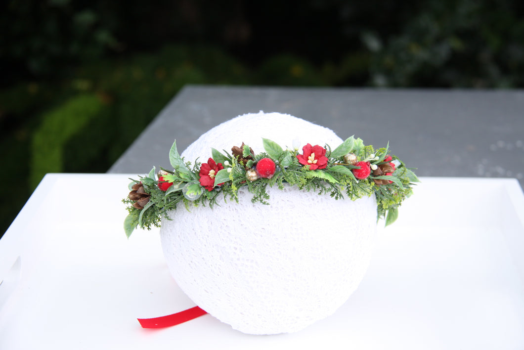 Christmas crown - Unity