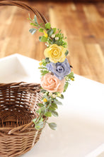 Load image into Gallery viewer, Floral Basket - Summer Delight