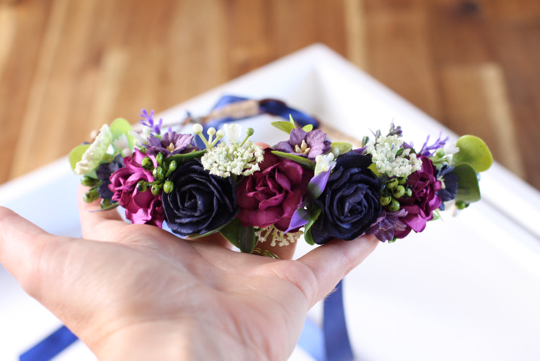 Flower crown - Victoria