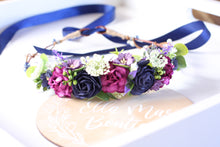 Load image into Gallery viewer, Flower crown - Victoria