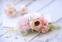 Load image into Gallery viewer, Floral Headband - Ella