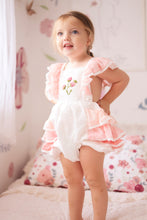 Load image into Gallery viewer, Ruffle romper - Pink
