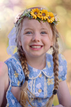 Load image into Gallery viewer, Flower crown - Summer sun