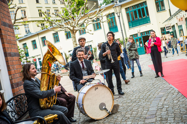 Jazz Band the big five aus Berlin