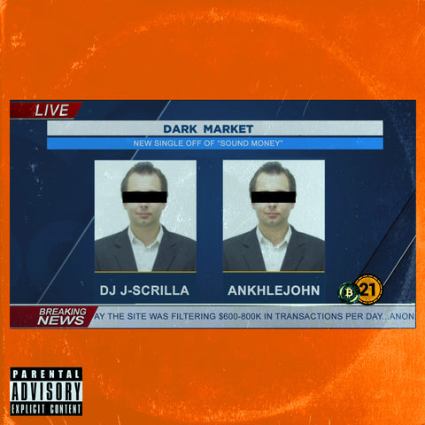 New Music Video: DARK MARKET - DJ J-Scrilla x ANKHLEJOHN