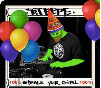 UPDATE: AudioNFTs and DJPEPE Bday