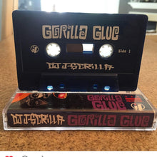 Load image into Gallery viewer, Gorilla Glue Cassette Tape & HQ Digital Download