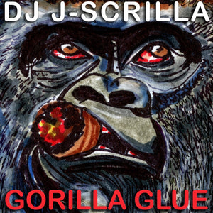 Gorilla Glue Cassette Tape & HQ Digital Download