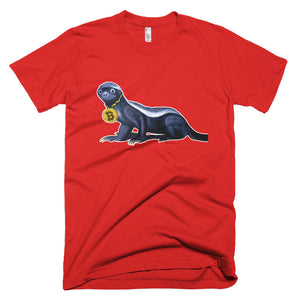 Head Honey Badger In Charge T-Shirt