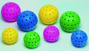 PERFORATED SOUND BALL 120 mm.