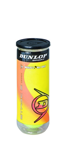 DUNLOP BOTE STAGE 2 ORANGE (3 BOLAS)