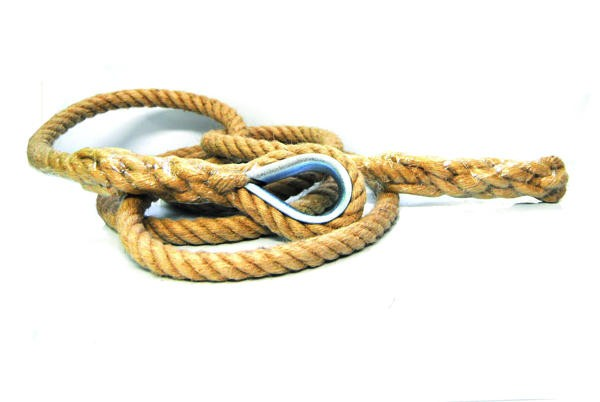SMOOTH TREPA ROPE 4 mt.