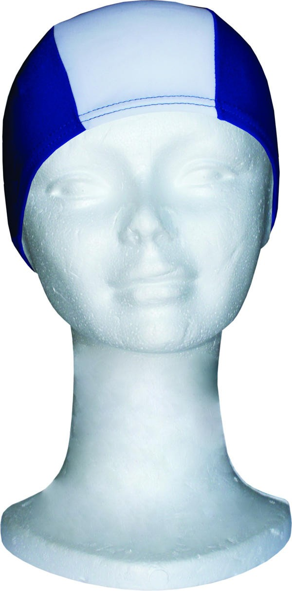 POLYESTER SWIMMING CAP