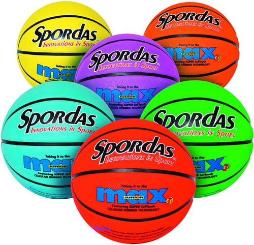 SPORDAS BALON BASKET SET 6