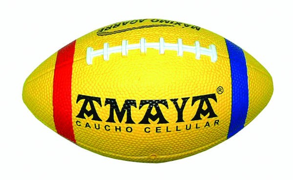 CELLULAR RUBBER MINI RUGBY BALL