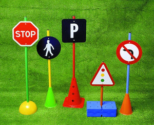 TRAFFIC SIGNS you.
